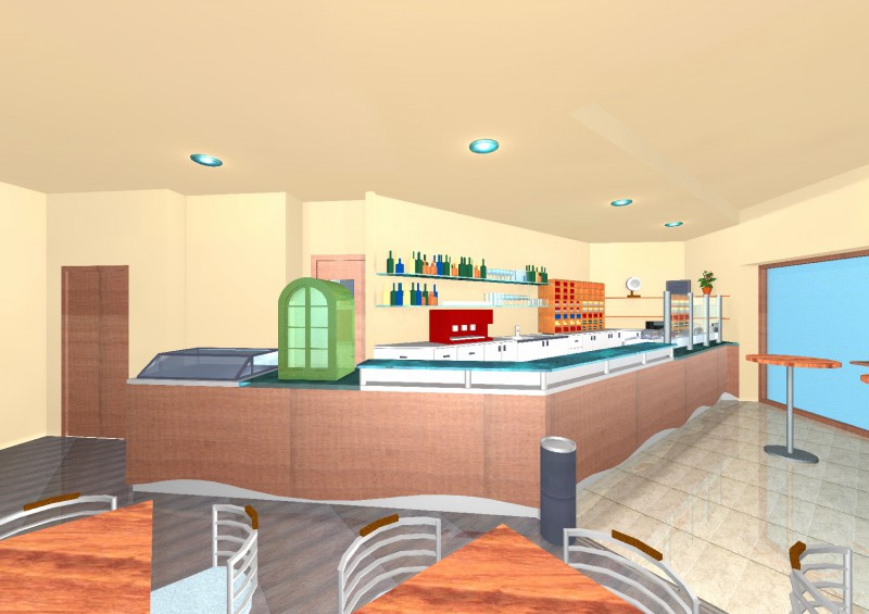 render interno bar